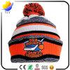 編まれた帽子は編まれた帽子の冬の帽子の帽子の帽子を刺繍した