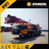 50 톤 Sany 이동 크레인 트럭 기중기 Stc500