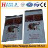 Aluminiumfolie-beschichtete Papiertüten für gebratene Nahrung und Kebab