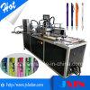 Automatische manuelle zylinderförmige Bildschirm-Drucken-Maschine für hellere bildenmaschine