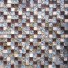 Mosaico agrietado del vidrio cristalino de la mezcla de piedra (HGM311)