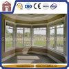 Duurzaam Woodgrain Aluminium, de Openslaand ramen van het Aluminium