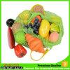 Тип ручки хозяйственной сумки батиста сетки хлопка для фрукт и овощ