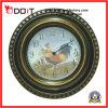 Часы сверхразмерного/большого украшения размера пластичного античного домашнего декоративные