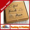 Contenitore ondulato stampato di pizza (1311)