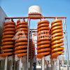 Separador espiral fornecido novo da gravidade do ISO 9001/concentrador espiral