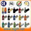 Usb-Speicher-Metallplastikschwenker USB-Blinken-Laufwerk