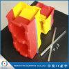 Bloco de cimento do fabricante de China que faz por moldes do tijolo do cimento do molde de Plástico Interlocking