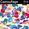 Deserto cambiante Camouflage Film di Cars Color per Car