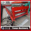 波形アルミニウム屋根瓦の鉄シートのパネルは機械を形作ることを冷間圧延する