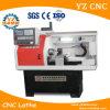 con el torno de torneado del CNC del sistema Ck0640 de GSK