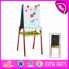 2015 hölzernes Stand für Drawing Board, Wooden Toy Children Painting Board, Art Easel School Supplier Wooden Painting Board W12b020