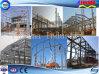 鉄骨構造の製品のプレハブの鋼鉄倉庫(FLM-034)