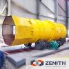 Zenith planta de oro lavado portátil de gran capacidad