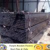 Cr Thin Wall Black o Bright Annealed Steel Pipe per Fence, Metal Furniture, Frame
