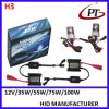 C.C. 12V HID Xenon Headlight H3