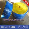 Tubo de alta temperatura de la PU Tube/Polyurethane del azul