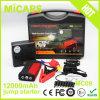 Dispositivo d'avviamento automatico automatico multifunzionale del ponticello della batteria Emergency del motore di automobile del Portable 12V mini