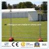 Australien galvanisierte im Freienkonkreten Zaun-Panel-die temporären Zaun-Standplätze
