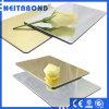 Анодированный высокий лоснистый материал ACP зеркала