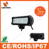 Dubbele Row met CREE 54W LED Working Light Bar, 9inch 54W LED Truck Driving Light Bar, 4WD LED Bars Fog Lights Maker