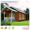 Cost basso Good Price Prefabricated Wood House con Wall Thickness 36mm/70mm