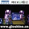Exposição de diodo emissor de luz alugado da curva da cortina de Gloshine P6.94