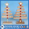 De mini-Boom van Kerstmis met Ster Topper voor de Decoratie van de Lijst