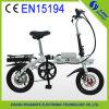Bicicleta elétrica a pilhas de dobramento do lítio do preço barato