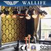 Dk60506 het Klassieke het In reliëf maken van het Ontwerp Diepe Behang van pvc