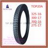 Qualität, lange Lebensdauer-Motorrad-inneres Gefäß und Motorrad-Reifen mit 325-16, 300-17, 300-16, 275-17