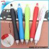 Penna di Ballpoint grassa della clip di plastica all'ingrosso promozionale 2015
