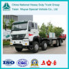 8X4 campo petrolífero Workover Rig Chassis
