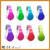 Alto auricular de Quarlity Headhand de los receptores de cabeza coloridos