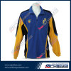 Kundenspezifischer voller Polyester-Sublimation-Trainingsnazug