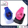 Förderung-Geschenk-Silikon-Gelee-Armbanduhren 2015 (DC-974)