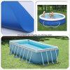 Tela incatramata rivestita del PVC della piscina di alta qualità