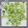 Высокое качество Круглая Форма Оливковое кварца природного камня
