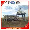 Tipo de alimentação do funil da faixa clara Hzs50 planta de mistura concreta