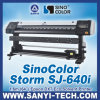Eco Solvent Printer Sinocolor Sj-640I (For OutdoorおよびIndoor Advertizing)