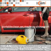Máquina de lavar de Gfs-A2-Electric Car com 15L Folding Bucket
