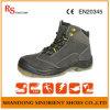 De plastic Schoenen RS222 van de Veiligheid van de Hamer van de Neus Blauwe