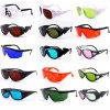 Óculos de proteção protetores do laser de Multiwavelength do vidro de segurança do laser