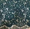 Tessuto del merletto del ciglio di prezzi di fabbrica (con la certificazione di standard 100 del oeko-tex)