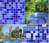 De olympische Standaard Tegel van het Glas van het Mozaïek van het Zwembad