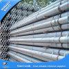Q195, Q215, Q235, Q345 Galvanized Steel Pipe für Green House
