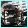 안정되어 있는 주차 자동차 대리점 상점 차량 주차 쌓아올리는 기계