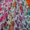 Polyester impresso Chiffon Fabric para Garment