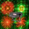 Luz laser del partido del hogar del disco de Rg DJ de 2 lentes
