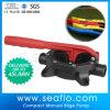 Manual de agua bomba de mano de kayak Barco yate 12V 720gph bomba de membrana
